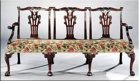 Thomas Chippendale Thomas Chippendale furniture