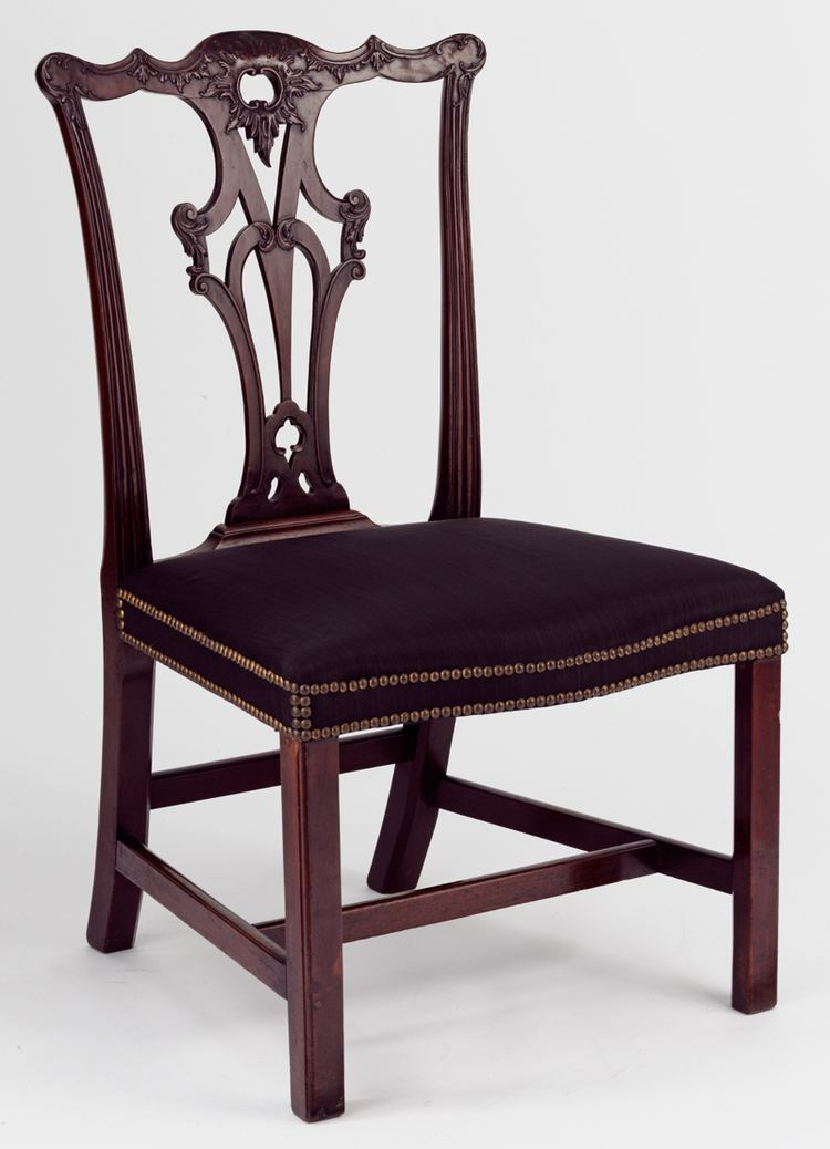 Thomas Chippendale Thomas Chippendale Victoria and Albert Museum