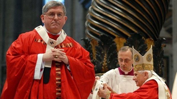 Thomas Christopher Collins Pope names Toronto archbishop as cardinal World CBC News
