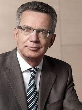 Thomas de Maizière Deutscher Bundestag Dr Thomas de Maizire CDU