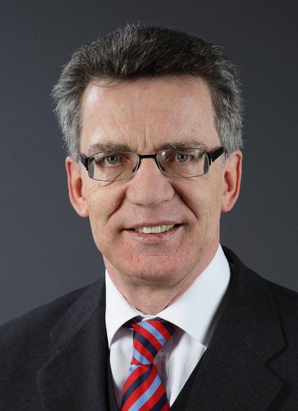 Thomas de Maiziere www2picturesgizimbiocomCDUPoliticiansPortra
