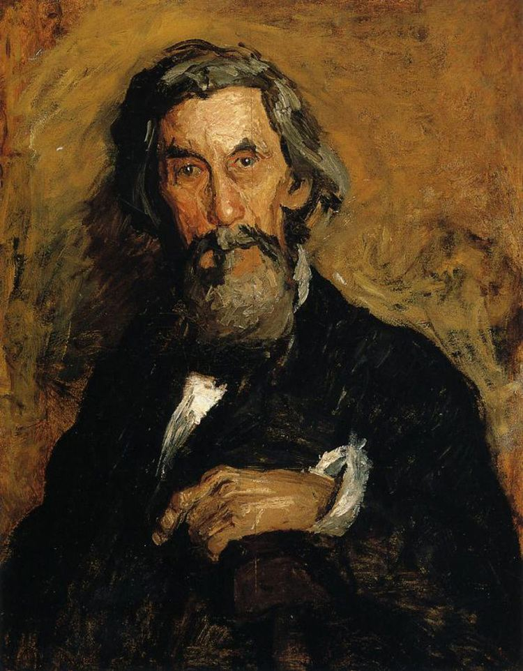 Thomas Eakins Portrait of William H MacDowell Thomas Eakins WikiArtorg