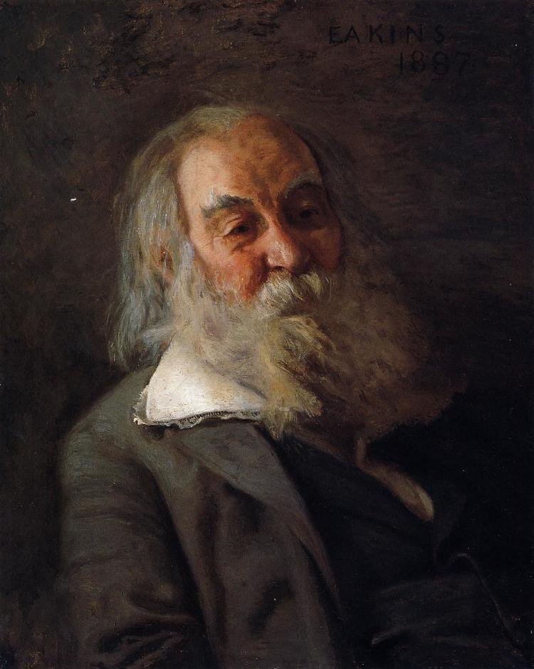 Thomas Eakins Portrait of Walt Whitman Thomas Eakins WikiArtorg