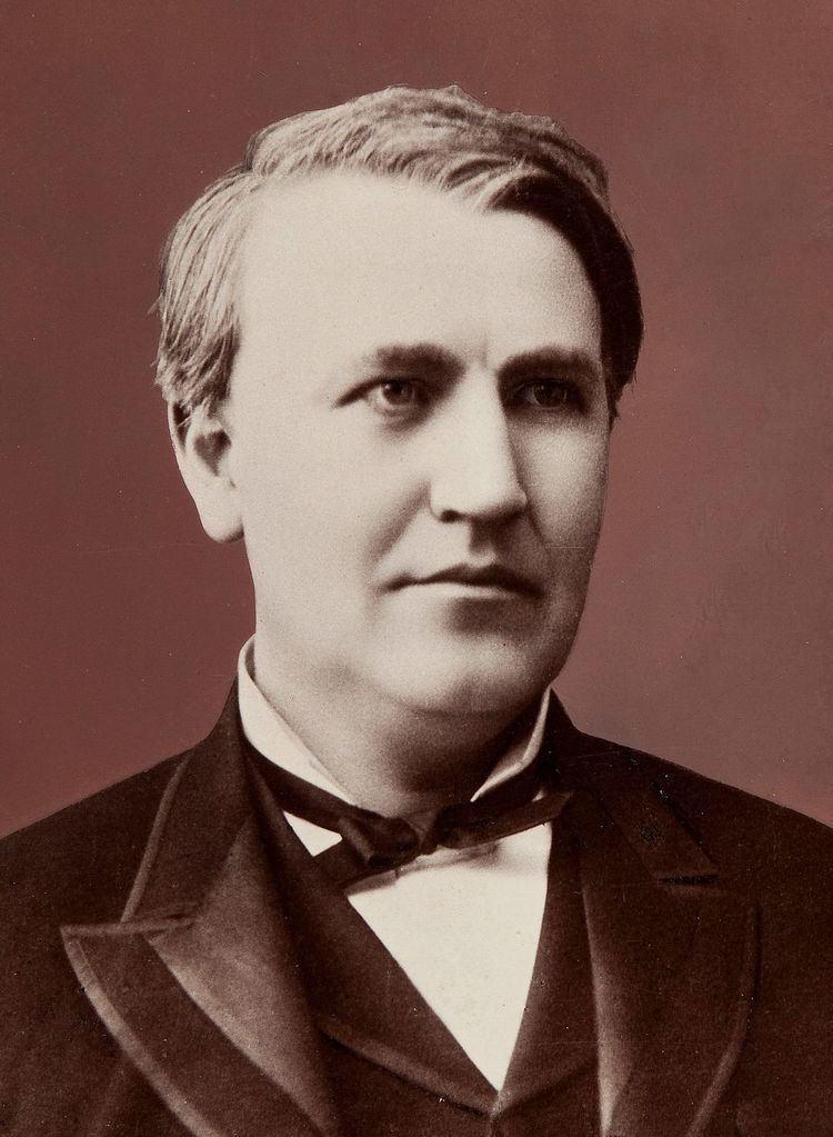 Thomas Edison War of Currents Wikipedia
