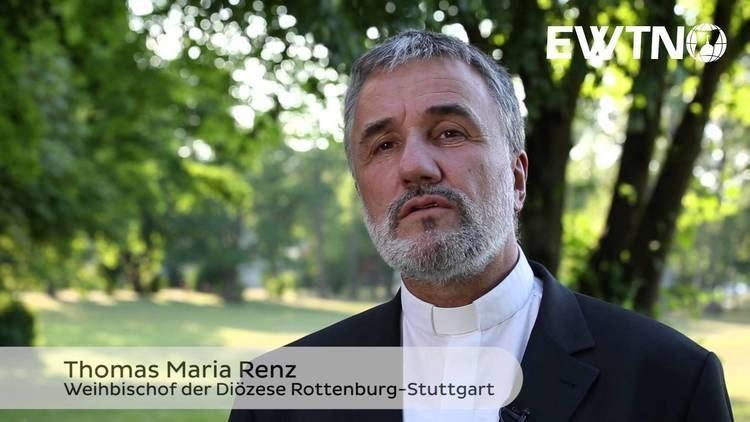 Thomas Maria Renz EWTN Reporter Weihbischof Thomas Maria Renz zur aktuellen