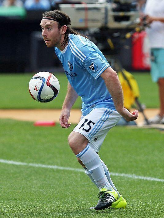 Thomas McNamara (soccer) Tommy McNamara comes home and excels for NYC FC