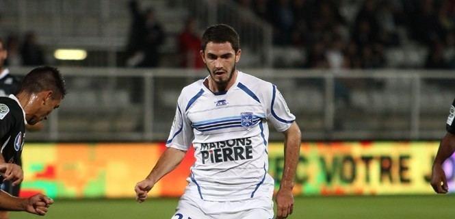 Thomas Monconduit Mercato Monconduit s39loigne de l39AJ Auxerre