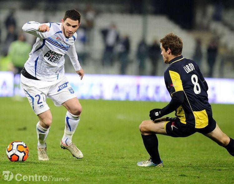 Thomas Monconduit wwwlyonnefr Football AUXERRE 89000 Pour Thomas