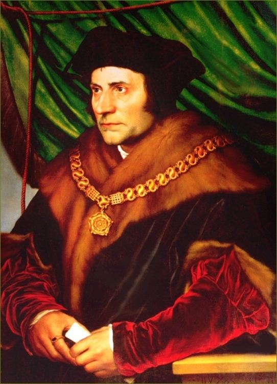 Thomas More The Utopia of Thomas More Conservative Thought and Policy