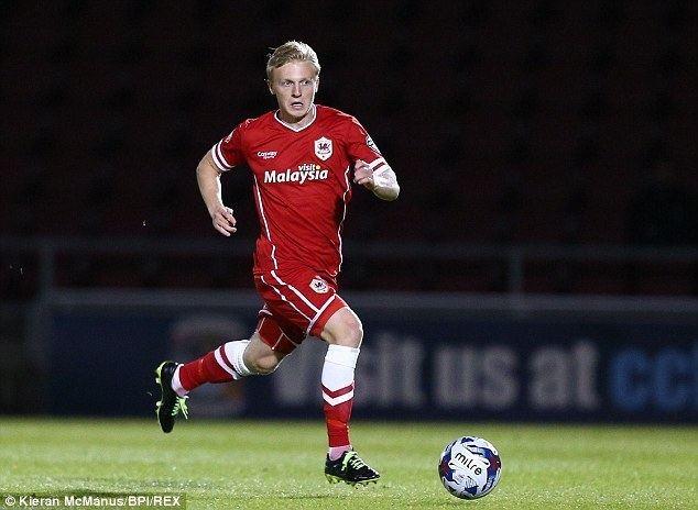 Thomas Morgan (footballer) Missing English player Thomas Morgan found dead in Norwegian river