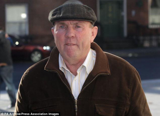 Thomas Murphy (Irish republican) Thomas Murphy Former IRA chief of staff 39tipped off