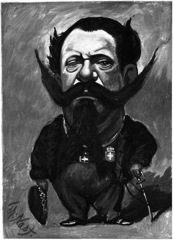 Thomas Nast Art History39s Best Mustaches Thomas Nast39s 39StacheTastic