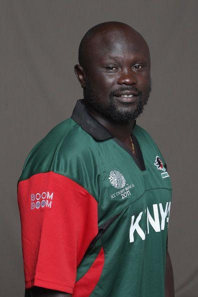 Thomas Odoyo (Cricketer)