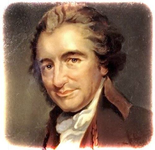 Thomas Paine Thomas Paine 76TomPaine Twitter