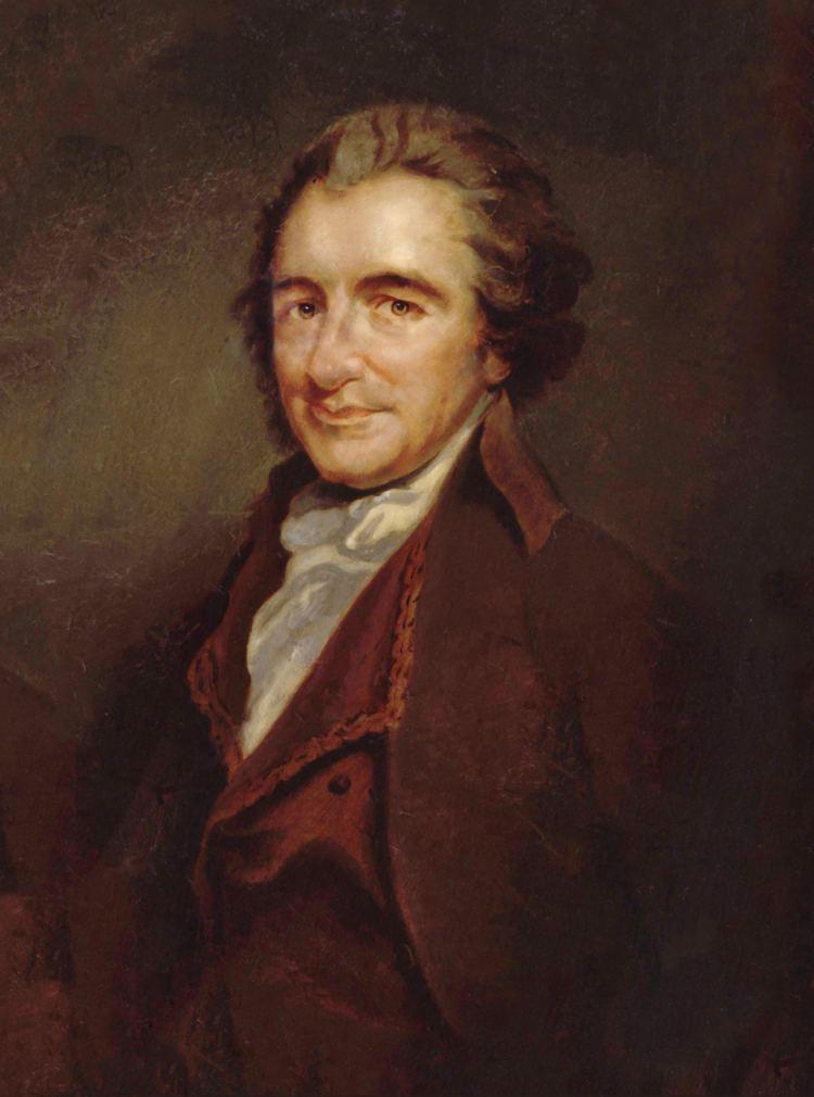 Thomas Paine Thomas Paine Wikipedia the free encyclopedia