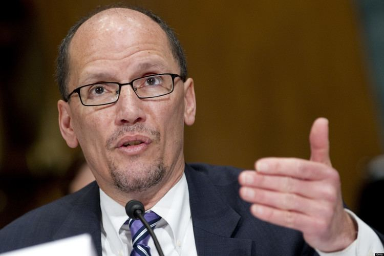 Thomas Perez Thomas Perez To Be Selected By Obama As New Labor