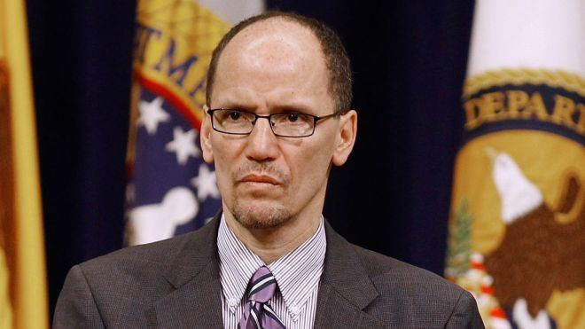 Thomas Perez Could Report Put Thomas Perez39s Nomination in Jeopardy