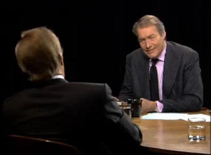Thomas Perkins (businessman) Tom Perkins on Charlie Rose Expert Business Advice