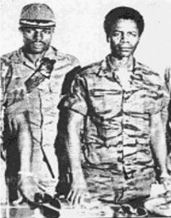 Thomas Quiwonkpa General Quiwonkpa and Marconi A Connection of Deathly Proportions