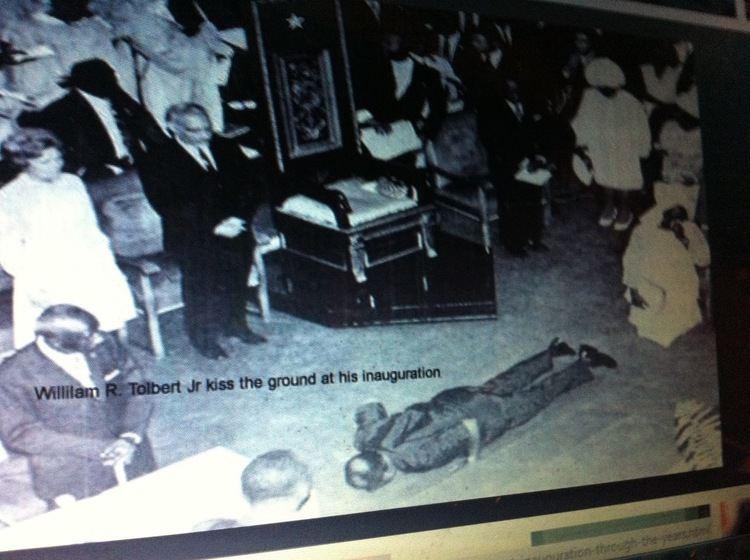 Thomas Quiwonkpa THE BLACK SOCIAL HISTORY BLACK SOCIAL HISTORY AFROLIBERIAN