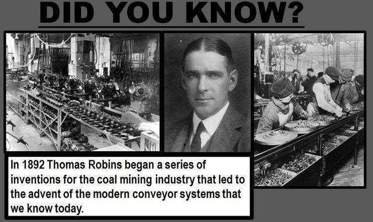 Thomas Robins (inventor) Sentry Equipment on Twitter factfriday Thomas Robins series of