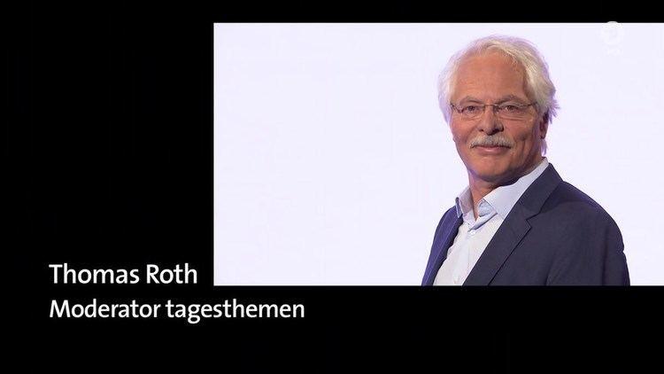 Thomas Roth (journalist) Video Thomas Roth quotUnser Job als Journalisten ist es