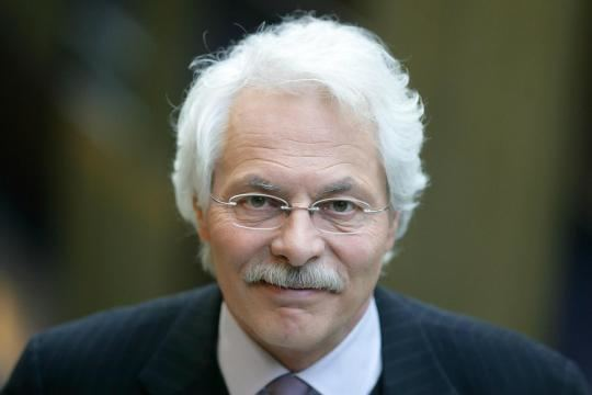 Thomas Roth (journalist) Zamperoni nur Nr 2 Thomas Roth ist der neue quotMr