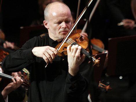 Thomas Zehetmair Thomas Zehetmair Violin Conductor Short Biography More Photos