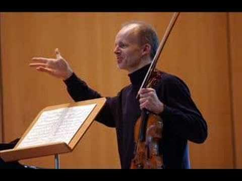 Thomas Zehetmair Thomas Zehetmair Bach Chaconne from Partita No 2 Part II YouTube