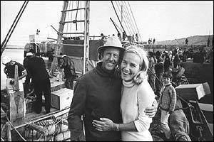 Thor Heyerdahl BBC News EUROPE In pictures Thor Heyerdahl adventurer