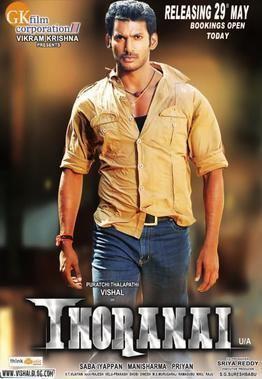 Thoranai movie poster