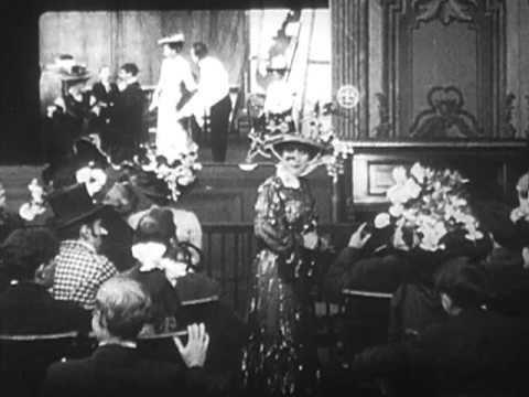 Those Awful Hats 1909 YouTube