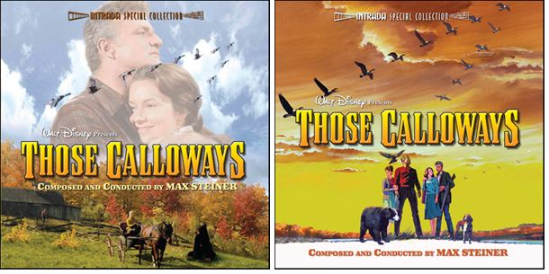 Those Calloways Soundtrack details SoundtrackCollectorcom