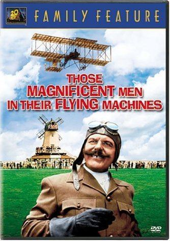 Those Magnificent Men in their Flying Machines Amazoncom Those Magnificent Men in Their Flying Machines Stuart