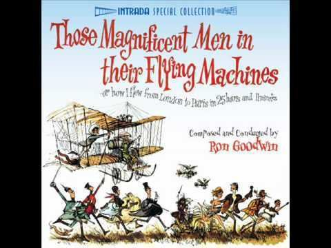 Those Magnificent Men in their Flying Machines Those Magnificent Men In Their Flying Machines Soundtrack Suite