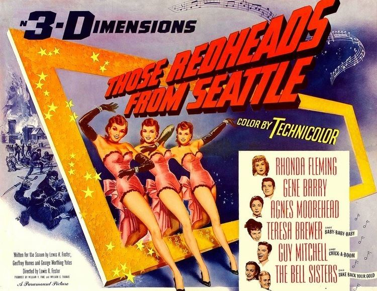 Those Redheads from Seattle Those Redheads from Seattle 1953