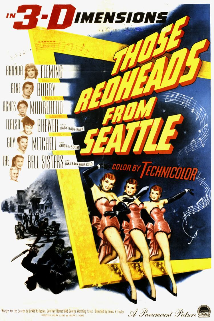Those Redheads from Seattle wwwgstaticcomtvthumbmovieposters37067p37067