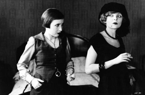 Bessie Love and Blanche Sweet in Those Who Dance 1924 Bessie
