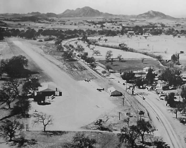 Thousand Oaks, California in the past, History of Thousand Oaks, California