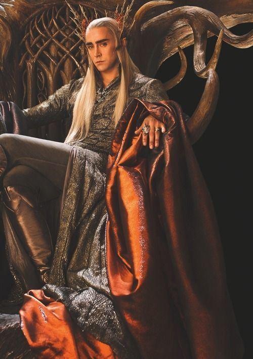 Thranduil Thranduil Pinterest The father Hobbit and Design