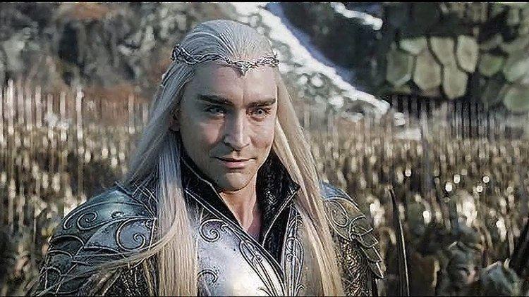 Thranduil Thranduil king of elves YouTube