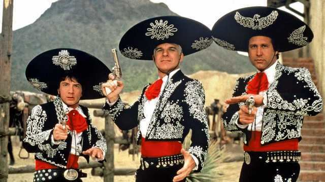 Three Amigos Three Amigos the Empire reunion Feature Movies Empire