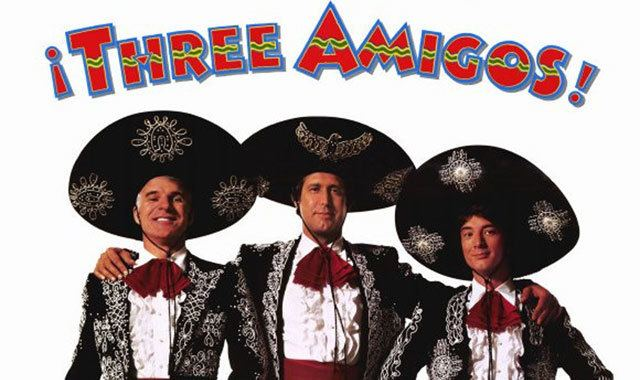 Three Amigos Looking Back at Three Amigos Den of Geek