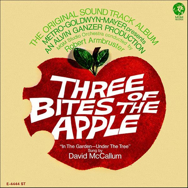 Three Bites Of The Apple Soundtrack details SoundtrackCollectorcom