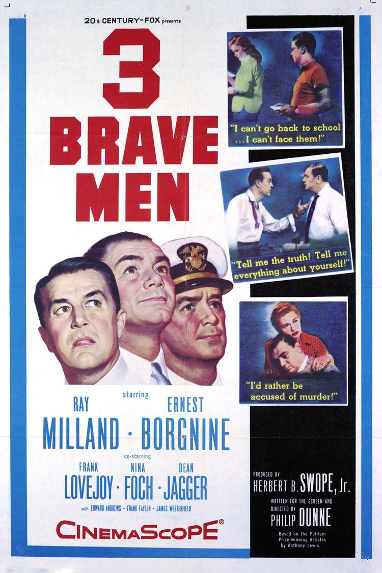 Three Brave Men wwwgstaticcomtvthumbmovieposters43486p43486