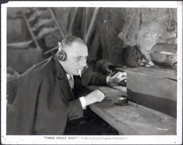 Three Faces East 1930 Journeys in Classic Film