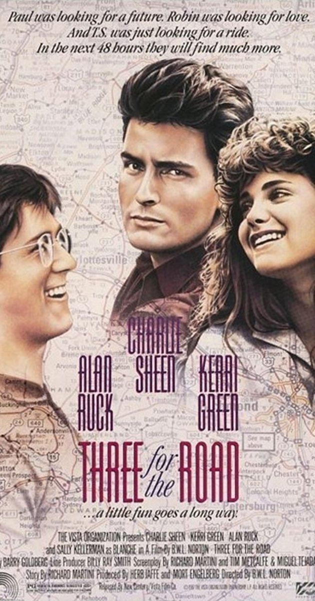 Three for the Road (2007 film) Three for the Road 1987 IMDb