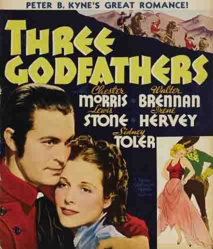 Three Godfathers (1936 film) Three Godfathers 1936