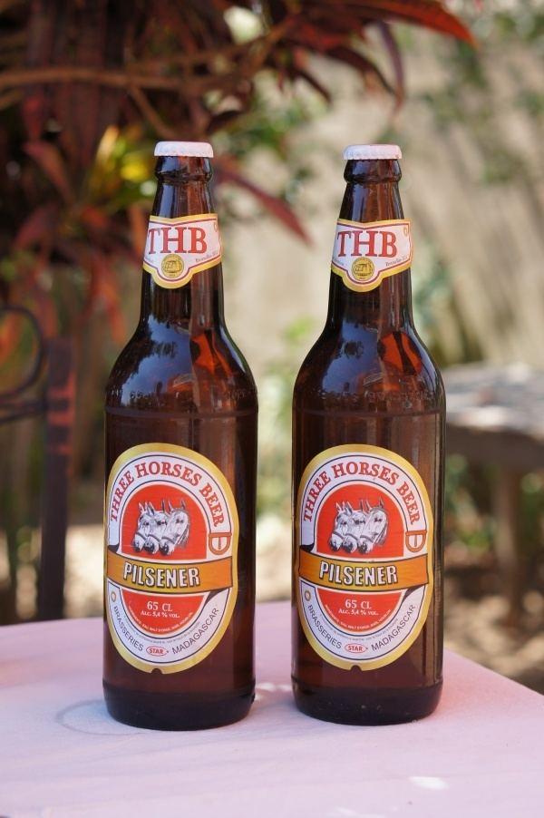 Three Horses Beer Three Horses Beer Madagascar