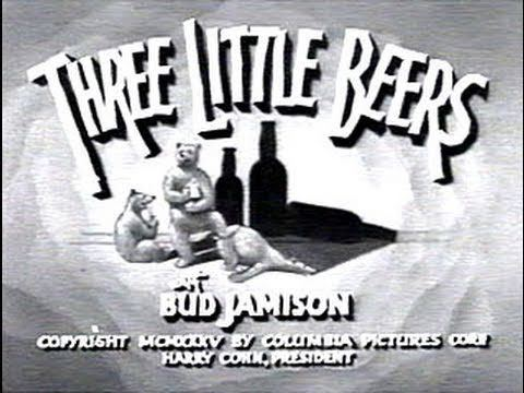 The Three Stooges Review 011 Three Little Beers YouTube